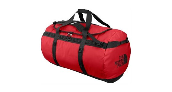The North Face Base Camp Duffel M TNF Red/Black (61P)